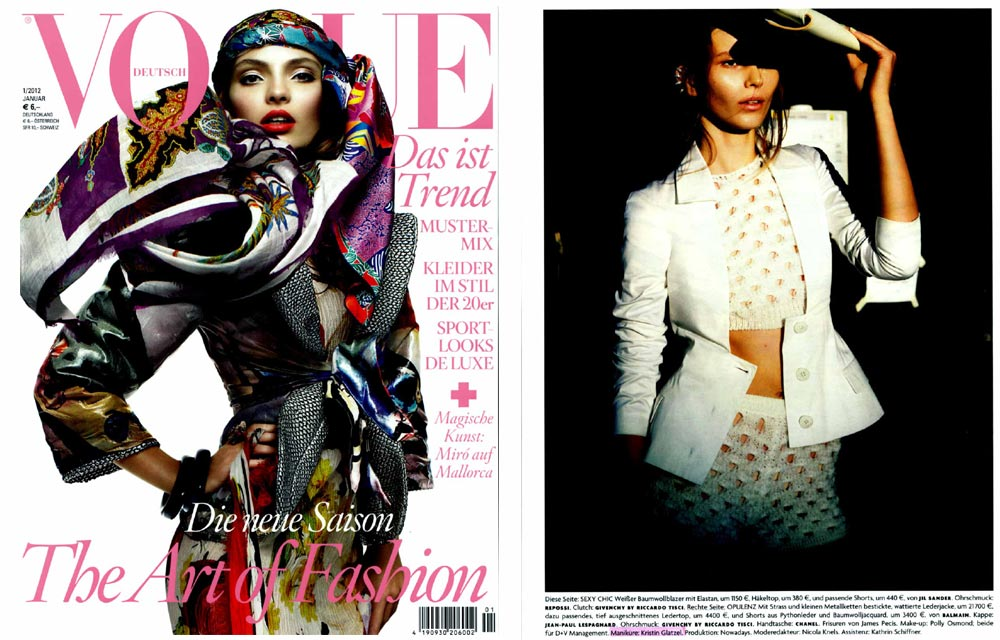 Vogue The Art of Fashion - 01/2012